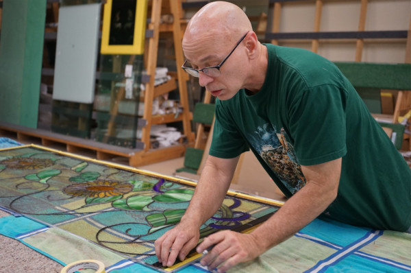 Stained Glass Studio, Stained Glass Studio – Artistic Decor Enrichment